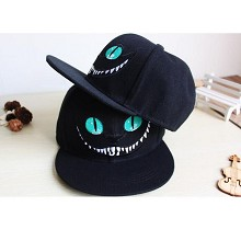 Alice in Wonderland cat anime cap sun hat