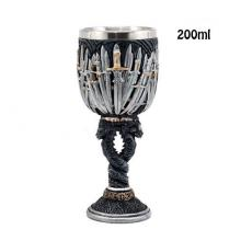 Stainless Steel Game of Thrones cup