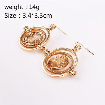 Harry Potter Time-Turner earrings a pair