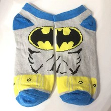 Batman cotton short socks a pair