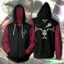 One Piece anime 3D printing hoodie sweater cloth