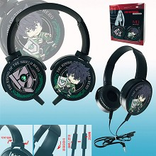 Tate no Yuusha no Nariagari anime headphone