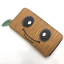 Guardians of the Galaxy Groot long wallet