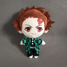 8inches Demon Slayer Kamado Tanjirou anime plush doll