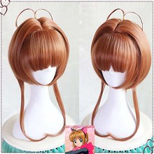 Card Captor Sakura anime cosplay wig