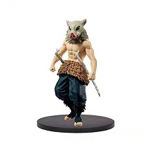 Demon Slayer Hashibira Inosuke anime figure