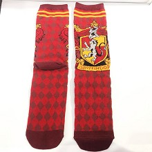 Harry Potter cotton long socks a pair