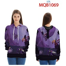 League of Legends game long sleeve hoodie cloth