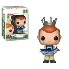 Funko POP SE FREDDY FUNKO anime figure