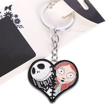 The Nightmare Before Christmas anime key chain