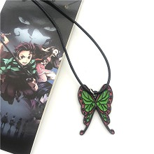 Demon Slayer anime necklace