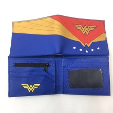 Wonder Woman silicone wallet