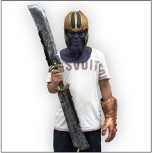 Thanos cosplay PU weapon knife