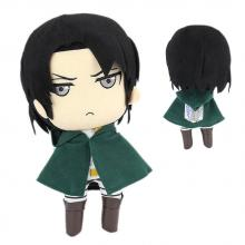12inches Attack on Titan Mikasa anime plush doll