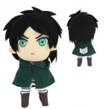 12inches Attack on Titan Eren anime plush doll