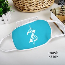 The legend of Zelda anime trendy mask