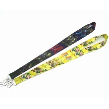 The Legend of Zelda neck strap Lanyards for keys I...
