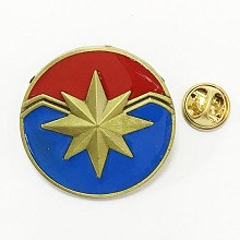 The Avengers Wonder Woman brooch pin