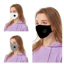 Dust-proof and fog-proof dust mask for adult