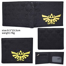The Legend of Zelda silicone wallet