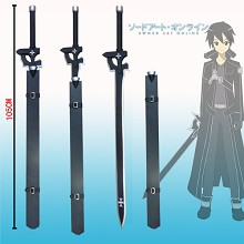 Sword Art Online Kirito anime cosplay wood knife w...