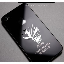 Bleach anime metal mobile phone stickers