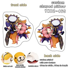 Fate Grand Order anime custom shaped pillow