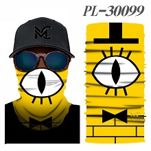 Gravity Falls headgear stocking mask magic scarf neck face mask