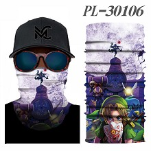 The Legend of Zelda headgear stocking mask magic s...