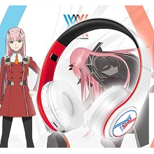 DARLING in the FRANXX 02 anime wireless bluetooth ...