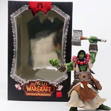 Warcraft Thrall game figure