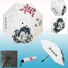 Demon Slayer anime umbrella