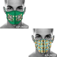 The Legend of Zelda game trendy mask printed wash ...