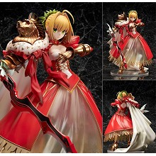 FGO Fate saber anime figure