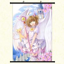 Card Captor Sakura anime wall scroll 40*60cm