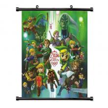The Legend of Zelda game wallscroll 60*90cm