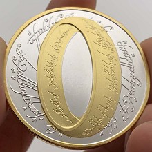 The Lord of the Rings Commemorative Coin Collect B...