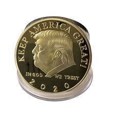 President Donald Trump Commemorative Coin Collect ...