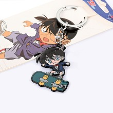 Detective conan anime key chain