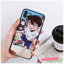 Detective conan anime iphone 11/7/8/X/XS/XR PLUSH ...