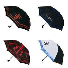 Gintams SAO FFF Date a live anime umbrella