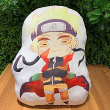 Naruto anime custom shaped pillow