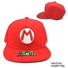 Super Mario anime cap sun hat