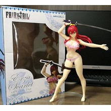 Fairy Tail Erza Scarlet anime figurefigure
