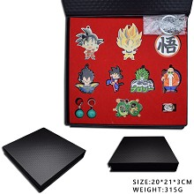 Dragon Ball anime key chains set(10pcs a set)