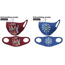 Fairy Tail anime trendy mask face mask