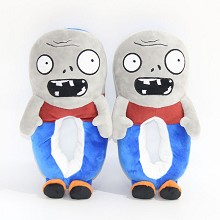Plants vs Zombies game plush shoes slippers a pair...
