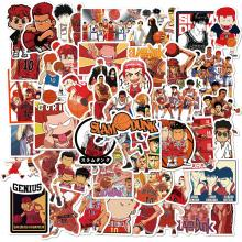 Slam Dunk anime  waterproof stickers set(50pcs a s...