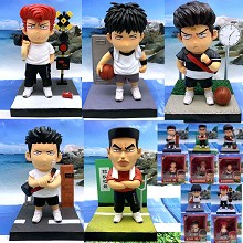 Slam Dunk anime figures