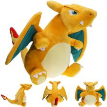 Pokemon dragon Charmander anime plush doll